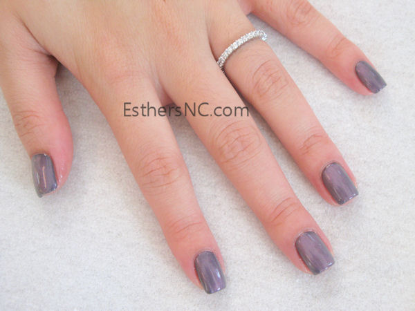 cnd shellac asphalt moonlight roses