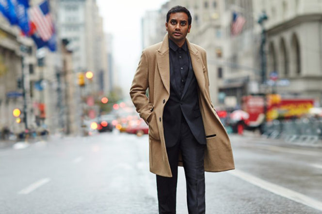 How to wear an overcoat