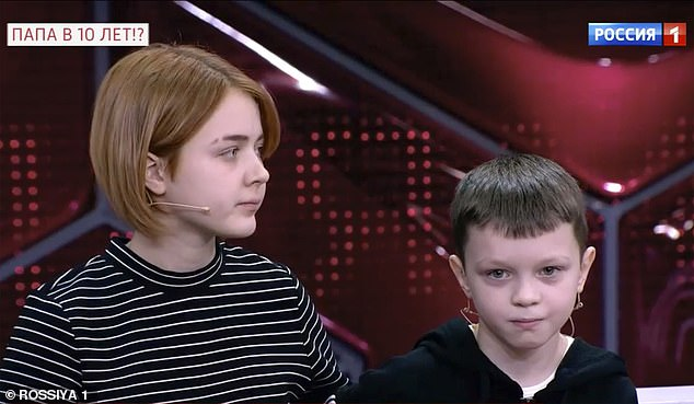 The Rossiya 1 channel show - called