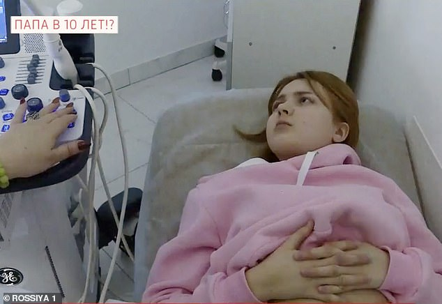 The results of the medical examination were broadcast to millions of viewers on Russian TV
