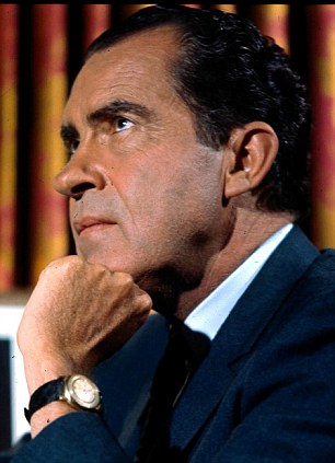 The Nixon: A rarity, fewer than one in 100 had a presidential proboscis