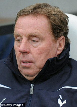 The Redknapp: Just one in 50 have a nose like Spurs boss Harry