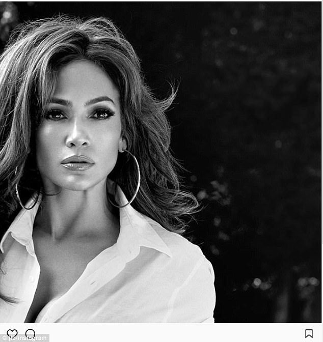 Guess girl: In November, JLO revealed via Instagram that she was going to be the face of Guess