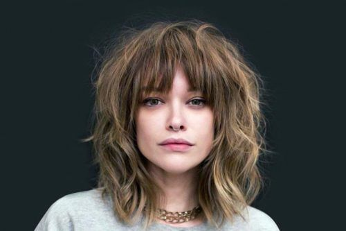Sexy Hairstyles With Bangs For Every Hair Type