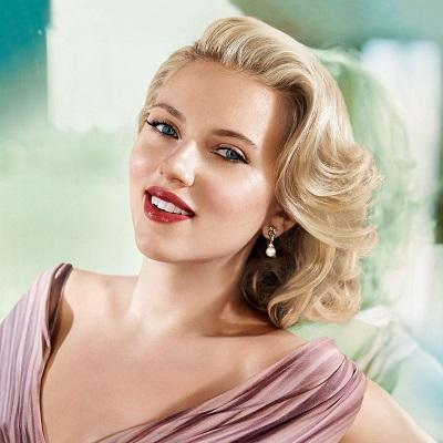 photo Scarlett Johansson