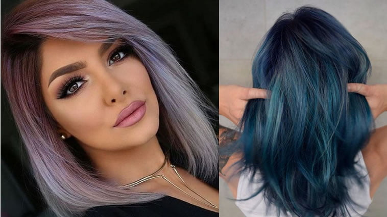 Hair color 2019