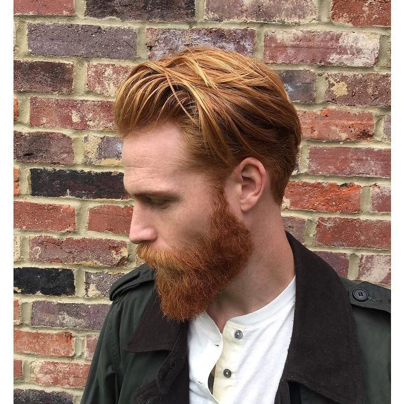 jodytaylorhair_and natural red hair and beard