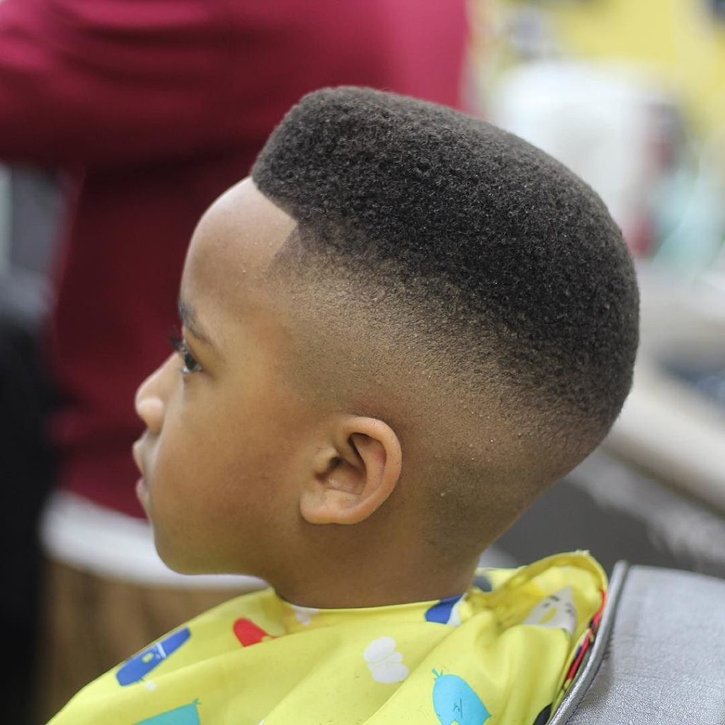 fade haircuts for boys