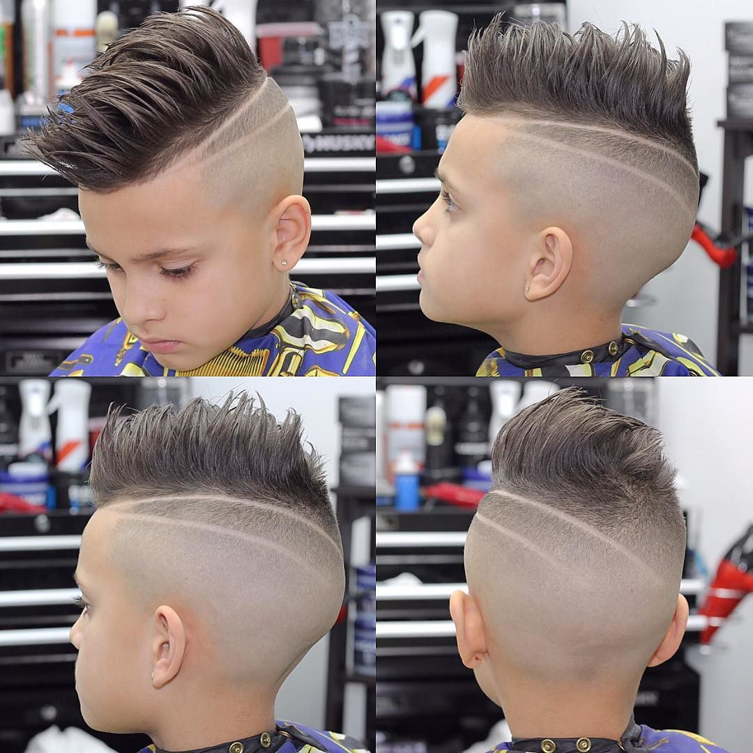 soccer hairstyles for boys