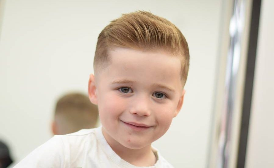 Short spiky hairstyles for boys