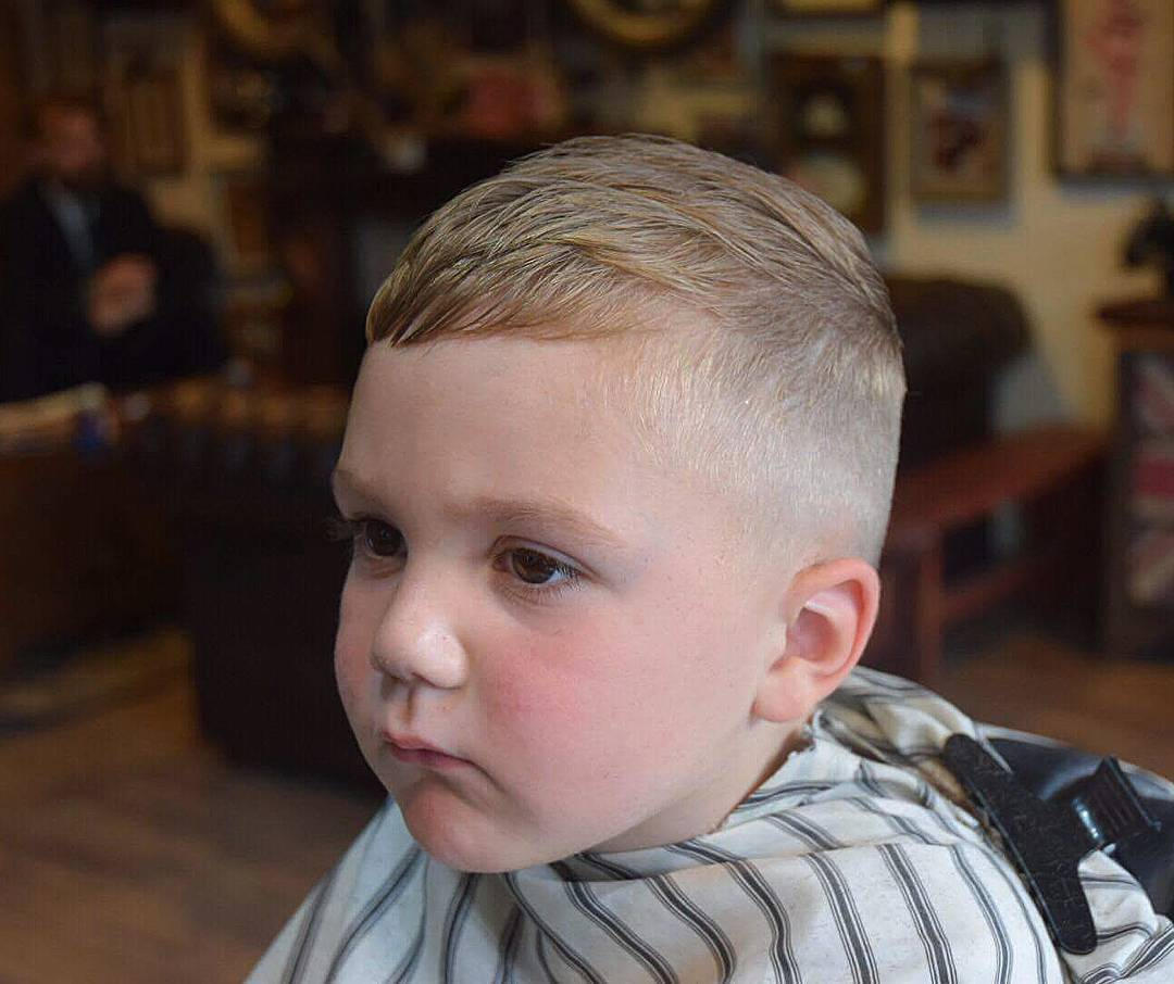 Toddler boy haircuts for fine hair