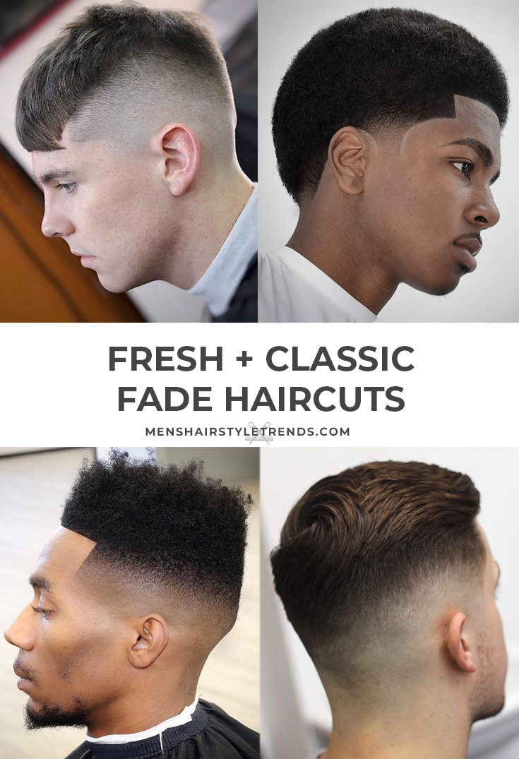 classic haircuts for men