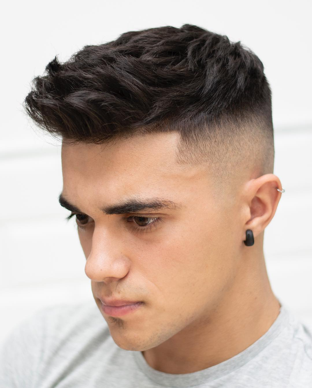 Haircuts for teen boys