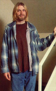 1994 Fashion: Kurt Cobain and the grunge style