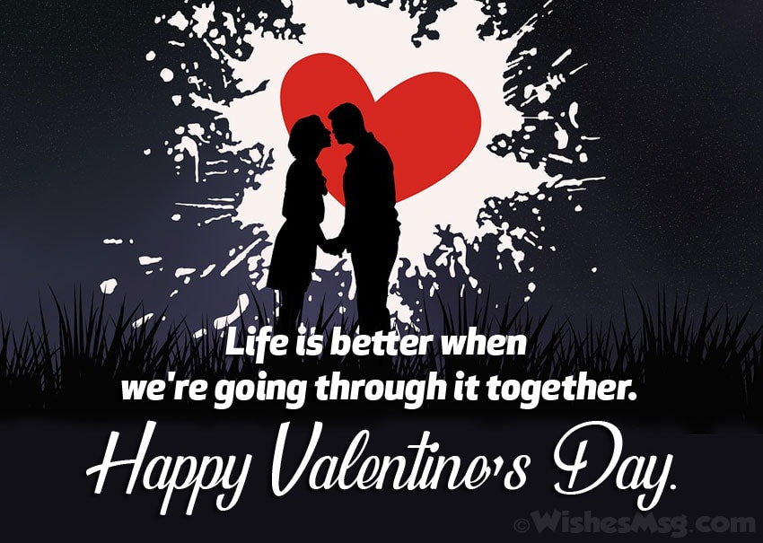 Valentine's Day Greetings Quotes for Girlfriend