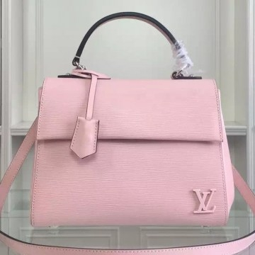 Сумка Louis Vuitton EPI Cluny BB Rose Ballerine