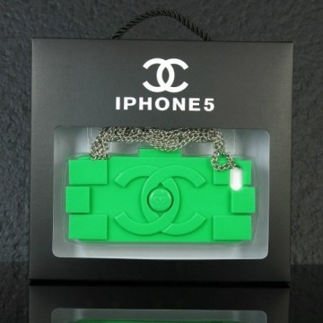 Чехол Chanel LEGO iPhone 5/5s