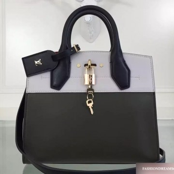 Сумка Louis Vuitton CITY STEAMER PM хаки/белый
