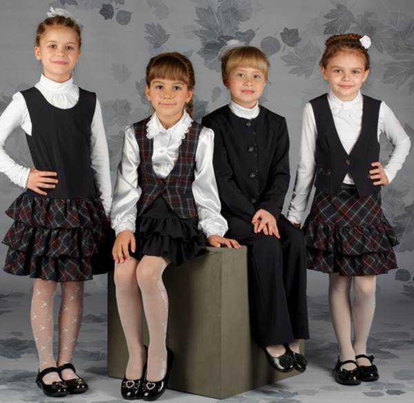 8c8803f1bc4 По той же причине не стоит покупать дорогие вещи: пока ребенок растет, школьную  форму придется менять как минимум каждый год. Читайте также: Детские  размеры ...