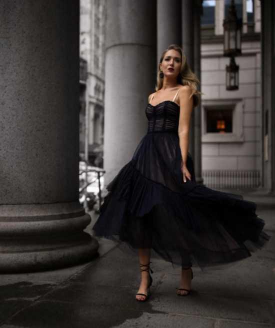a7d05b0552d9cee Помимо названых тенденций платья весна-лето 2019-2020 есть еще несколько не  менее актуальных и востребованных трендов. Модные дизайнеры уделили большое  ...