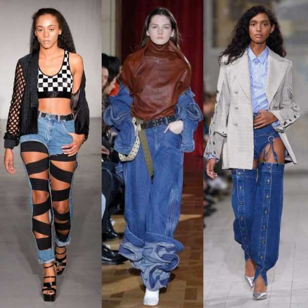 e79b1fa41e0c Модные джинсы 2019 осень зима – Модные джинсы 2019-2020 года ...