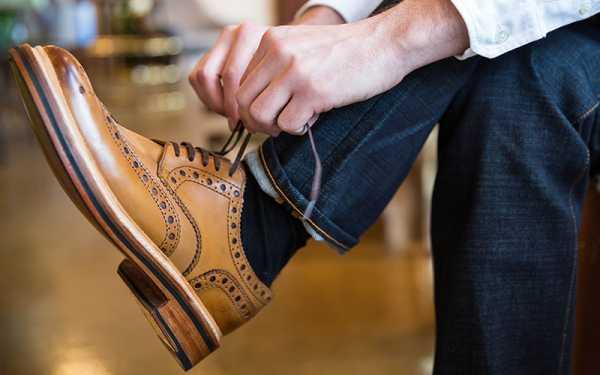 f4880dd4e2f0 Мужские джинсы под туфли фото – Мужские туфли под джинсы: правила ...