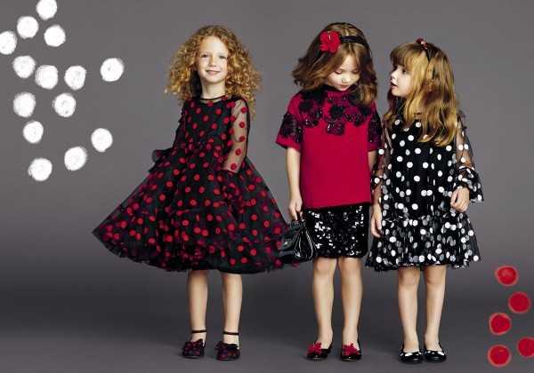 f5cafc4c915406b Новые модные коллекции одежды для детей 2018 — 2019 года, в которых часто  можно увидеть самые красивые детские платья для девочек, основаны на  принципах ...