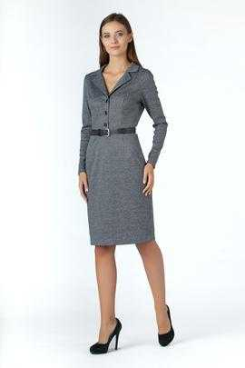4420b601900 Платья для полных женщин из трикотажа фото – Модные трикотажные ...