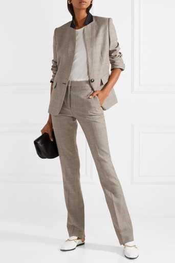 9cff71be87c1 В наши дни современный женский деловой костюм представлен разными  вариантами. Это может быть вариант с юбкой различных фасонов или с брюками.